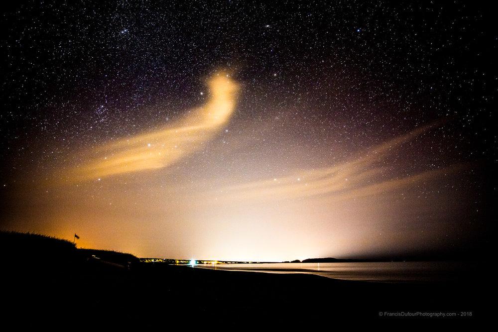 Sept-Iles - Nuit étoilée