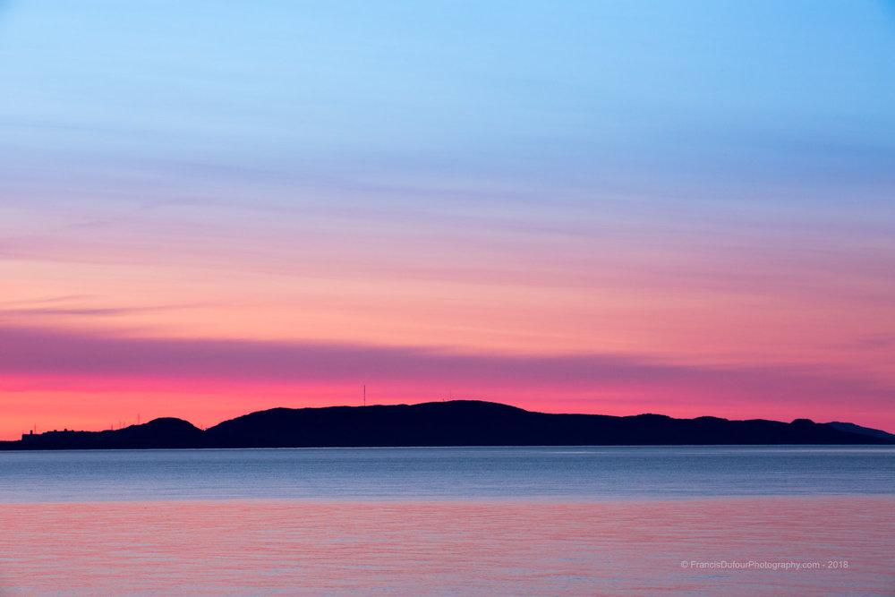 Sept-Îles - Pointe-noire