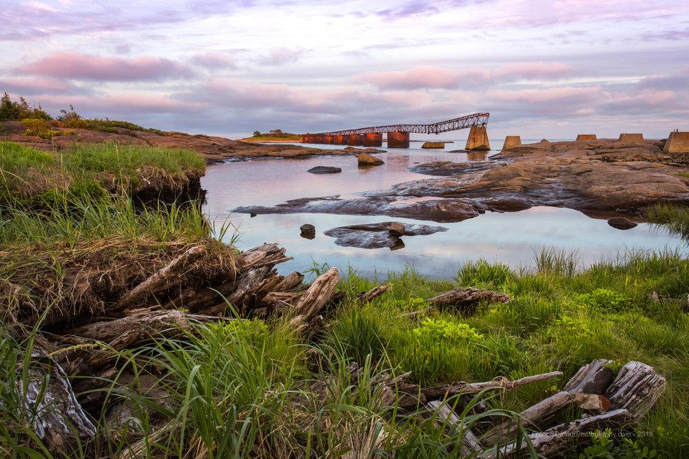 Port-Cartier - Île Patterson Sud