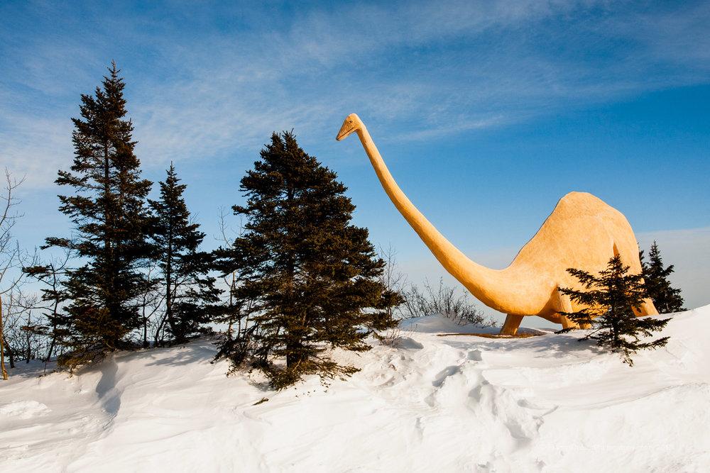 Les dinosaures de Ragueneau