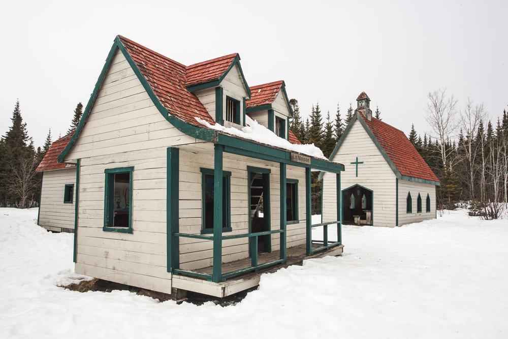 Sept-Îles - Parc Aylmer Whittom