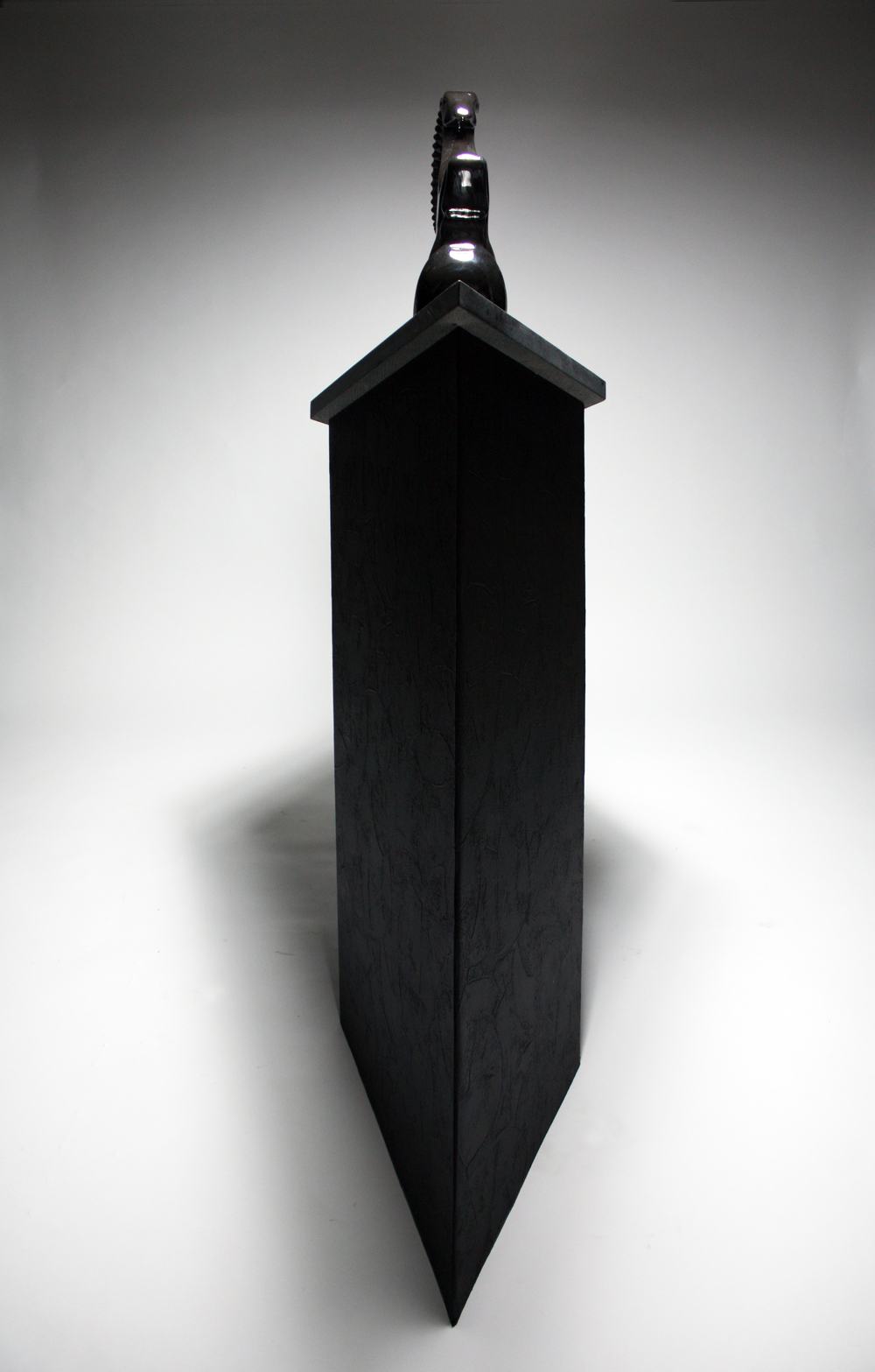 Black Thunder (alternate view), 2011