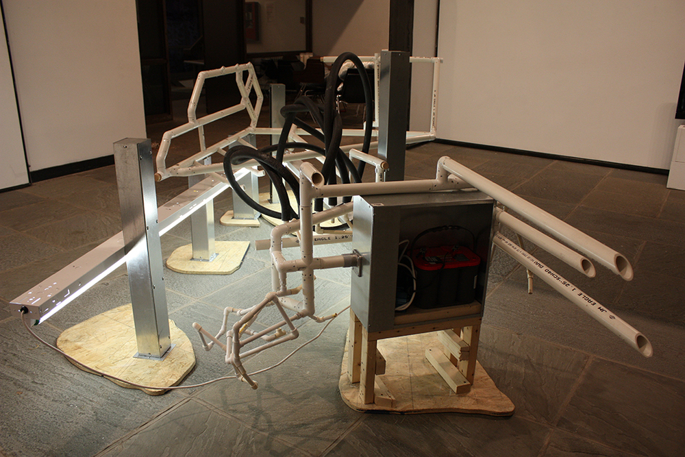 Real-Fake-Believe-Make-Travel-Machine (alternate view), 2009