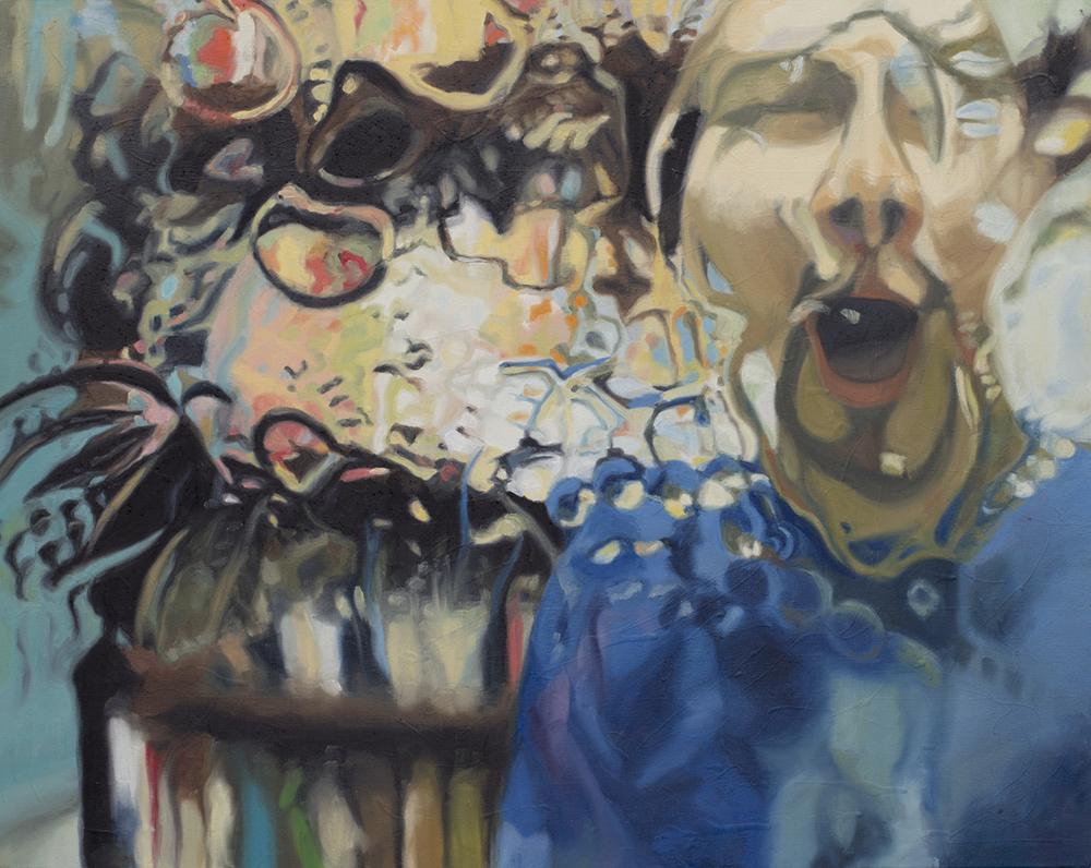 """Roberto, 31.5x25"""", oil on canvas, 2012"""