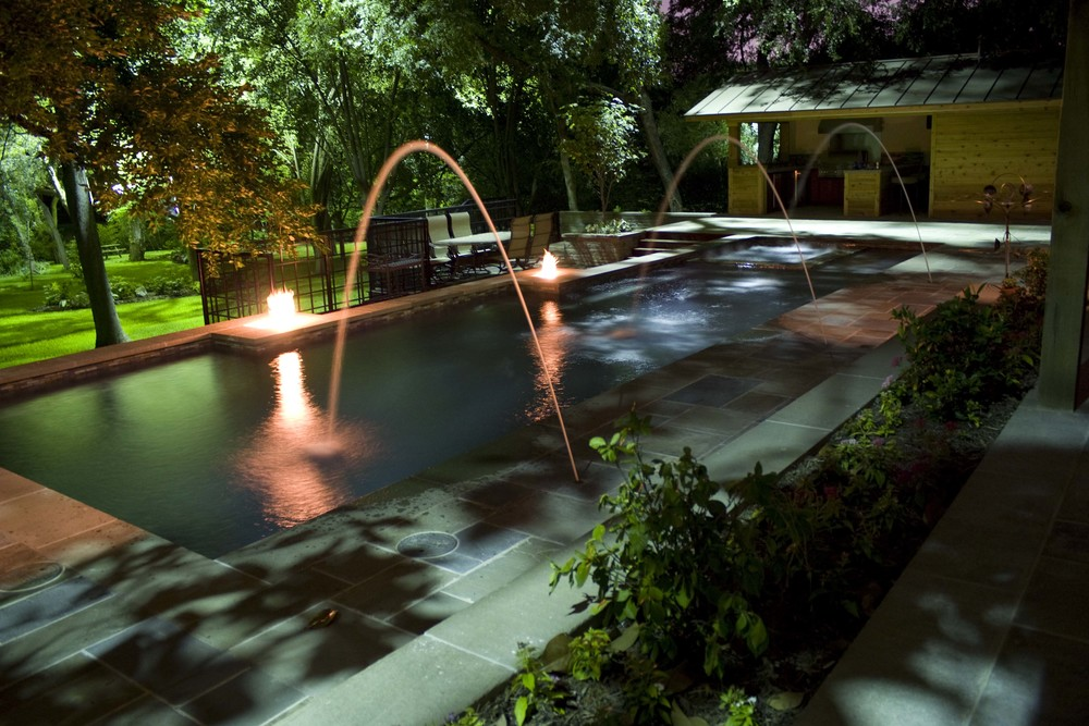 DALLAS LANDSCAPE LIGHTING - Premier Outdoor Lighting Firm For Fine Homes Throughout The Country