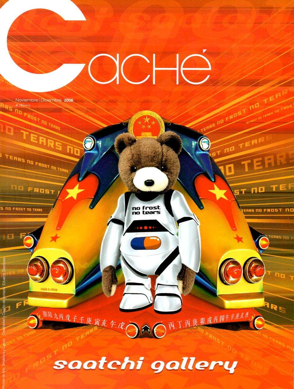 Revista Caché, nº 18