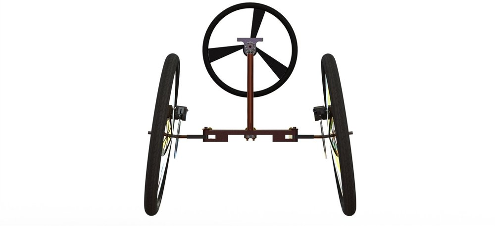 GIF of the steering system to be used