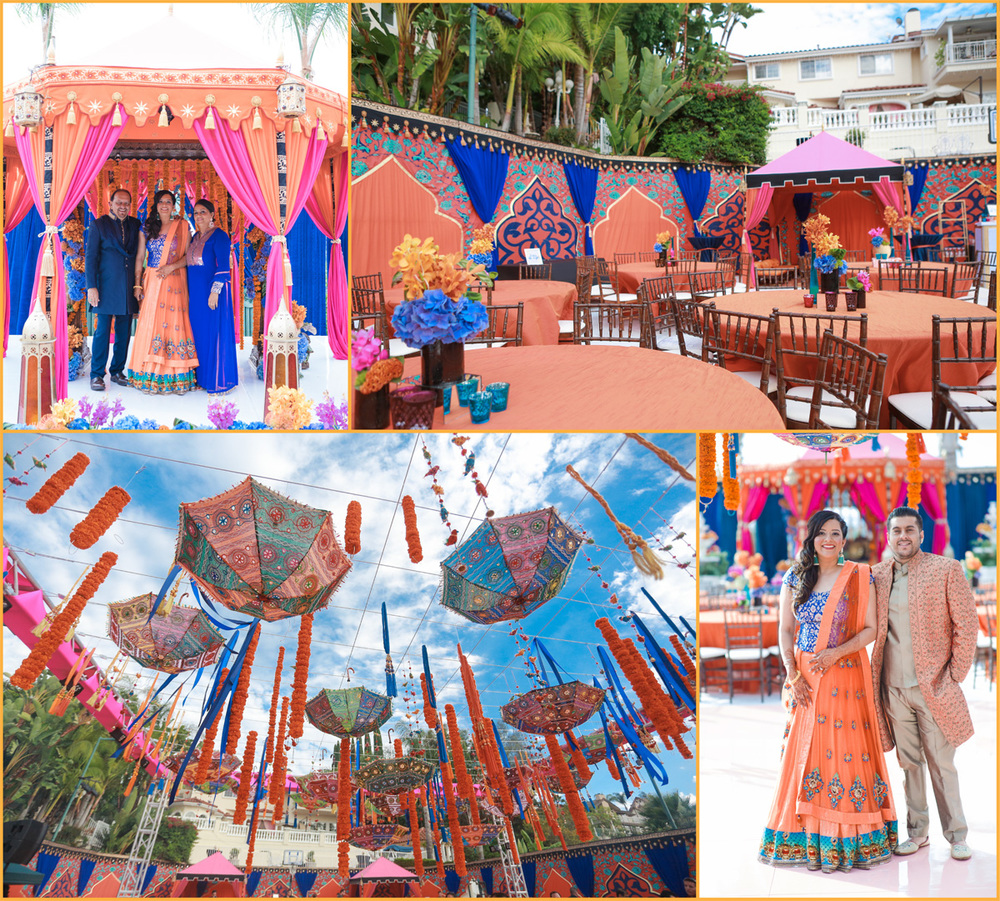 Raj Tents Indian Wedding