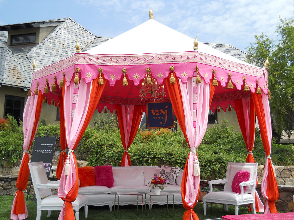 raj-tents-pavilion-hot-pink-lounge.jpg & Raj Tents u2014 Luxury Tent Rentals Los Angeles u2014 Pavilions - Luxury ...