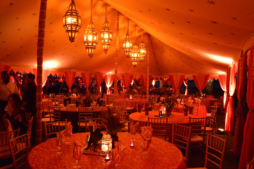 Raj Tents Luxury Tent Rentals Los Angeles Maharaja