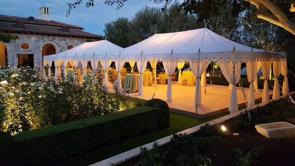 raj-tents-maharaja-classic-white-double.jpg & Raj Tents u2014 Luxury Tent Rentals Los Angeles u2014 Maharaja - Pole tent ...