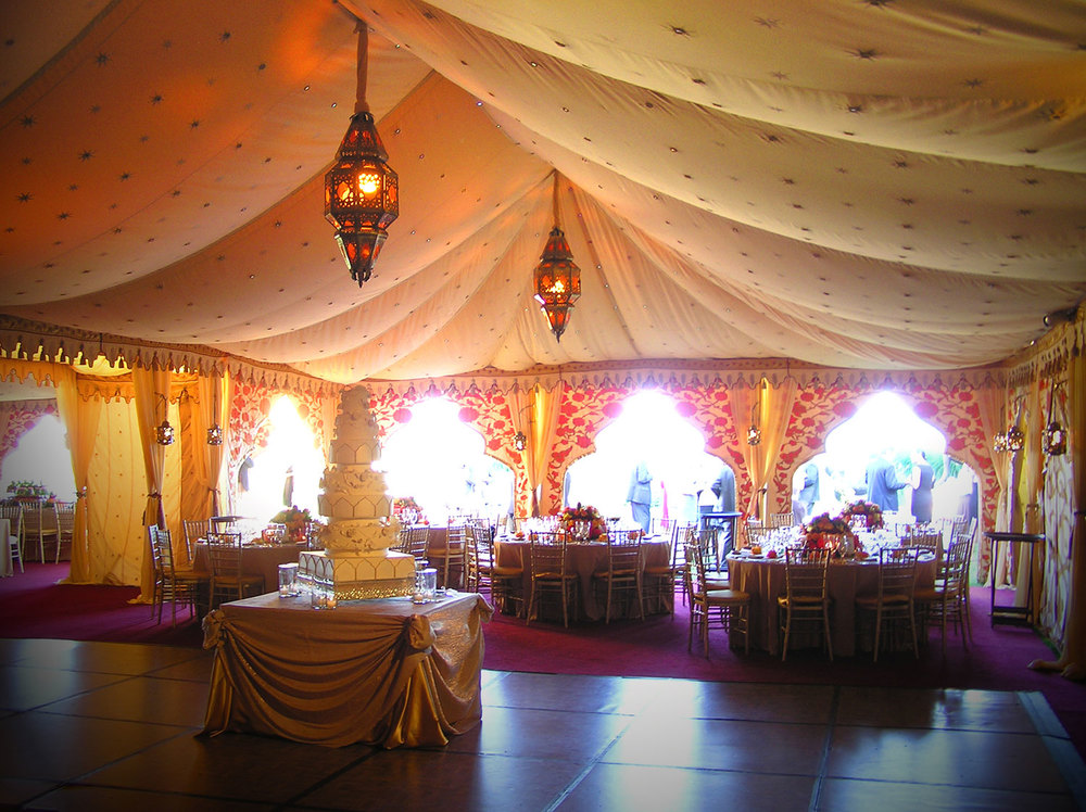 raj-tents-frame-tent-linings-flower-arches-banquet.jpg