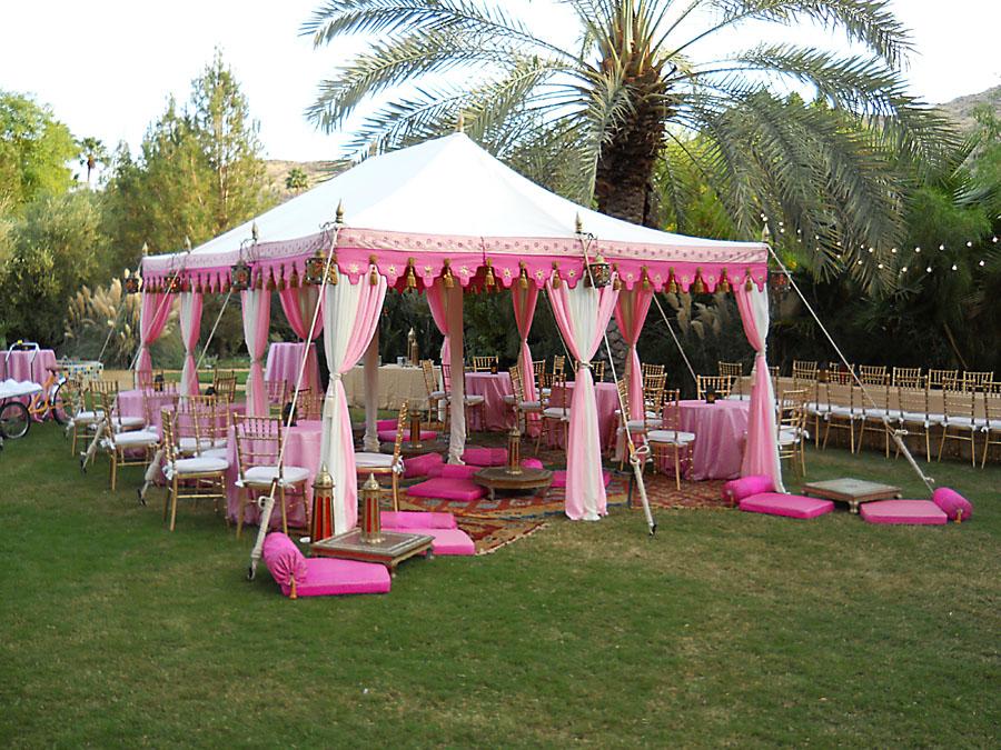 Maharaja Pole Tent Rental For Garden Parties Outdoor