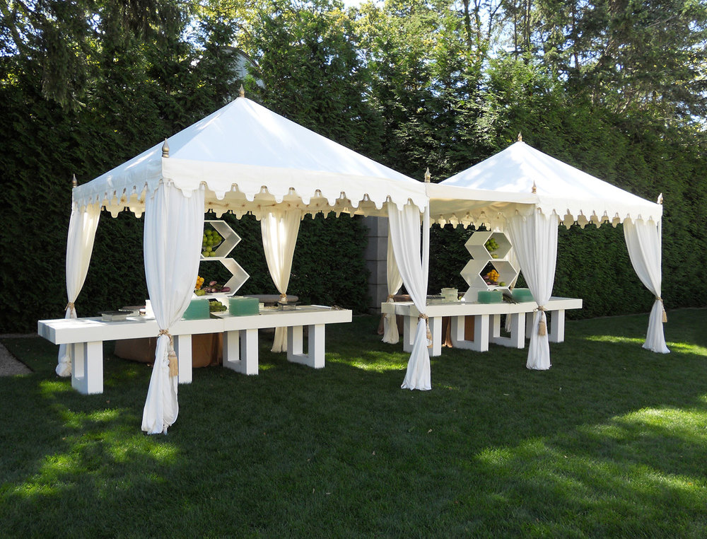 Raj Tents Luxury Tent Rentals Los Angeles Classic