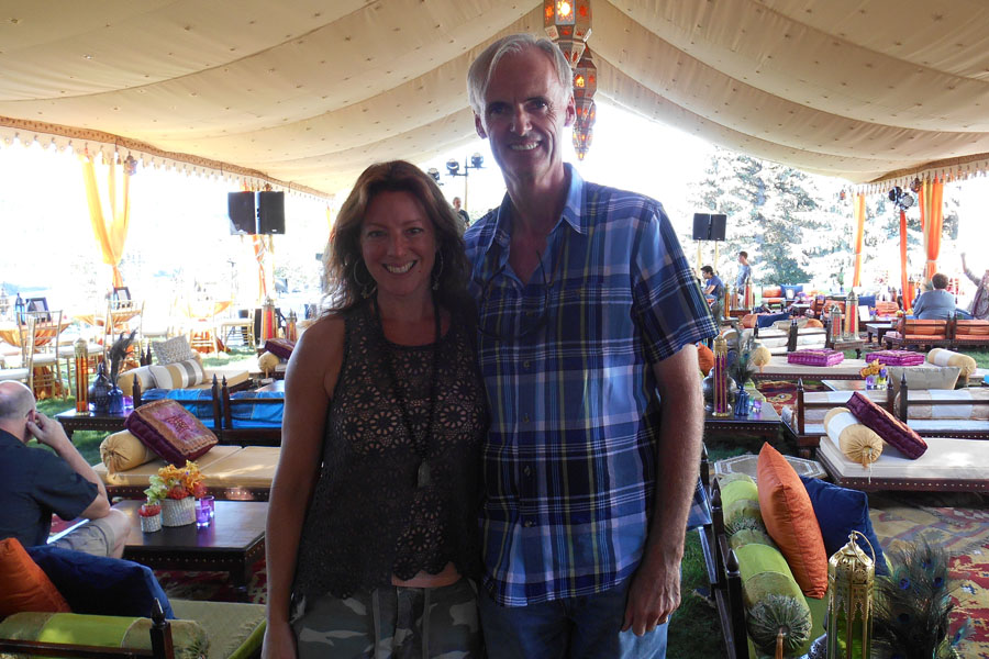 Sarah McLachlan and Maurice Walsh.jpg