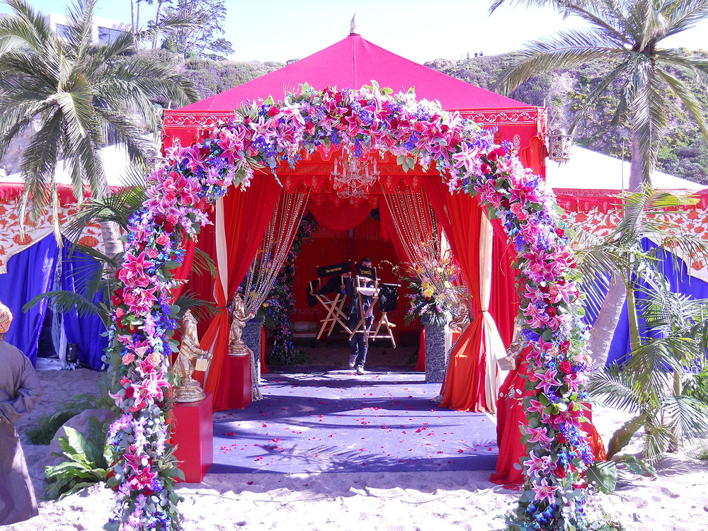 raj-tents-indian-wedding-set-entrance.jpg : indian wedding tent decorations pictures - memphite.com