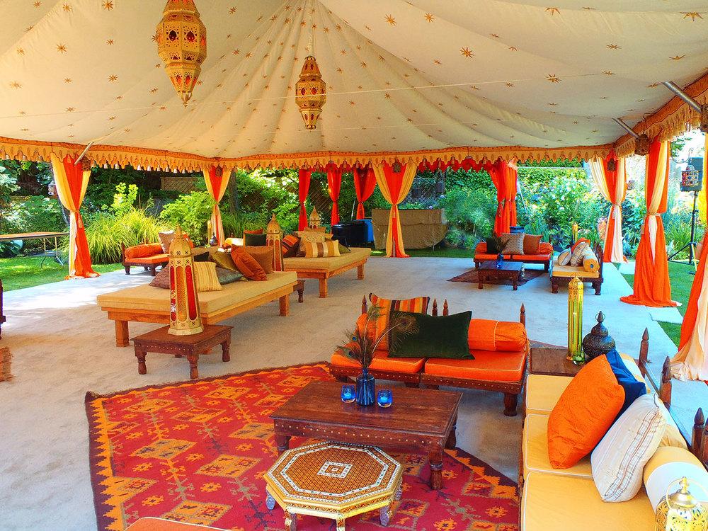 Explore Social Events With Raj Tents