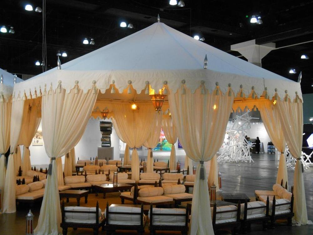 Raj Tents LA Art Show UAE Exhibit 5.JPG