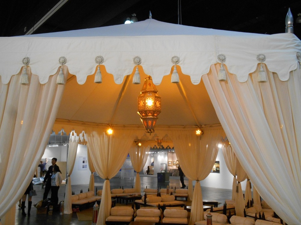 Raj Tents LA Art Show UAE Exhibit 4.JPG