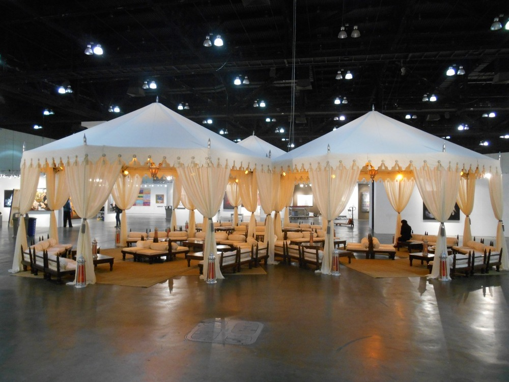 Raj Tents LA Art Show UAE Exhibit 2.JPG