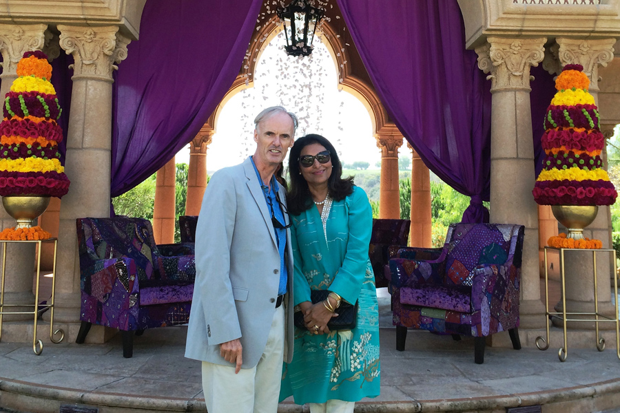 Maurice Walsh and Nikki Khan Del Mar.jpg