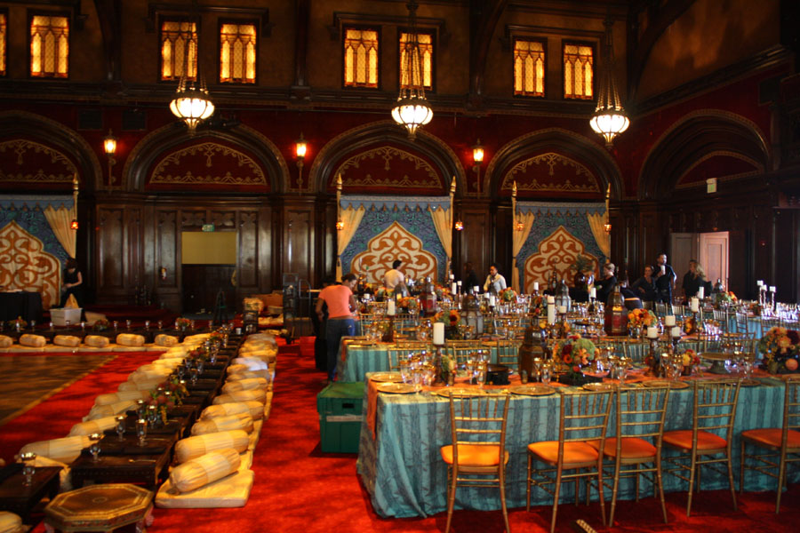 mughal arch wall buffet backdrops in ballroom.jpg