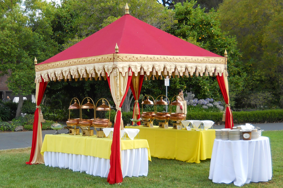 Raj Tents Luxury Indian Buffet Tent.JPG