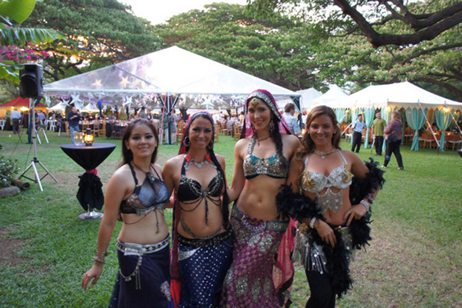 Raj Tents Zoofari 2012 Belly Dancers.JPG