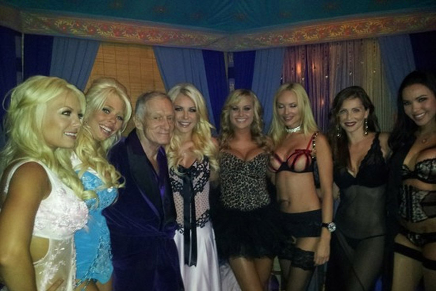 Hugh Hefner Midsummer Nights Party under Raj Tent Pavilion.jpg
