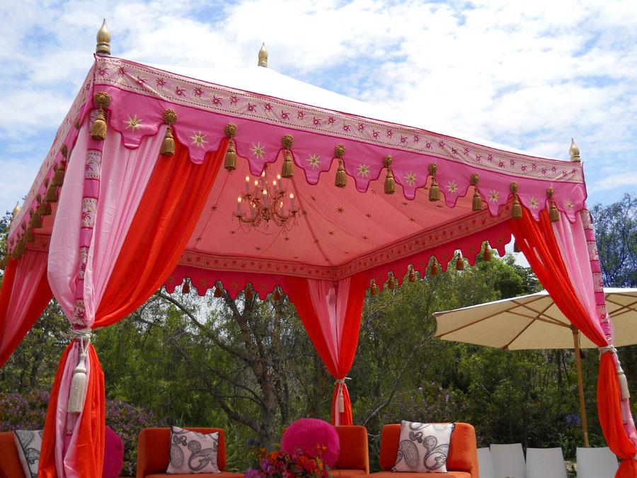 Raj Tents luxury tent Pergola WIPA Malibu 2011.jpg