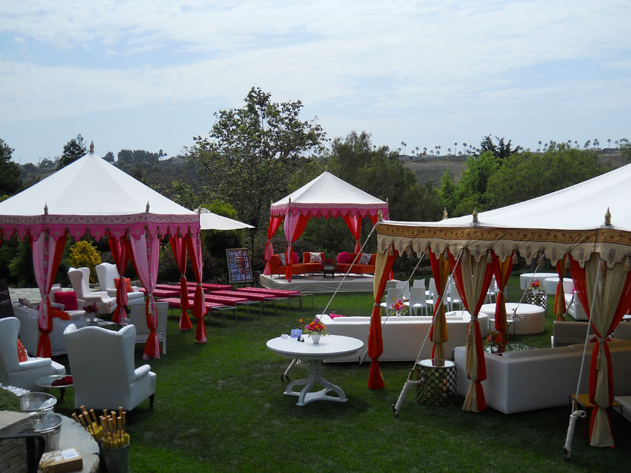 Raj Tents luxury tent installation WIPA  Malibu 2011.jpg