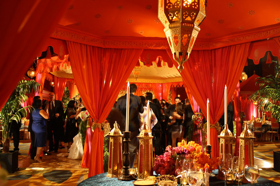 Raj Tents Moroccan Dining Pavilion David Tuteras Fair Wedding ballroom transformation.jpg
