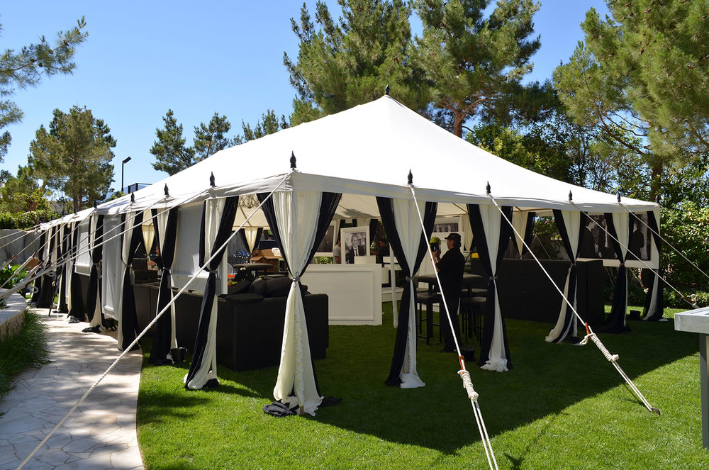 raj-tents-black-and-white-maharaja.jpg & Raj Tents u2014 Luxury Tent Rentals Los Angeles u2014 Black u0026 White Theme ...