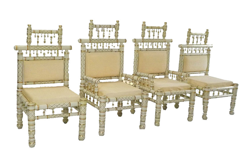 Raj Tents Indian Wedding Throne White side.jpg