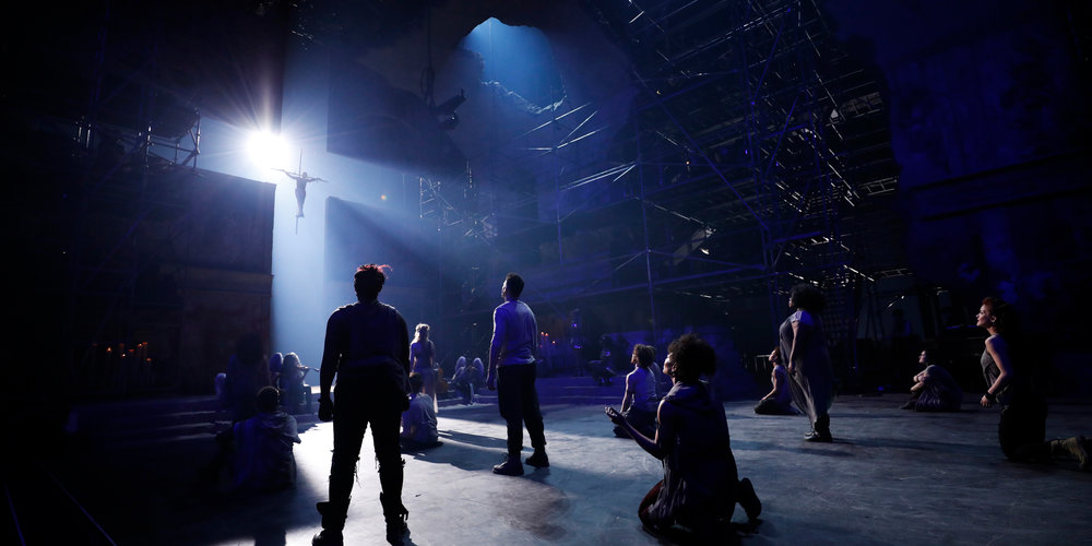 JESUS CHRIST SUPERSTAR LIVE (NBC)