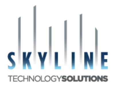 SKYLINE TECHNOLOGIES, INC.  ANNUAL SPONSOR