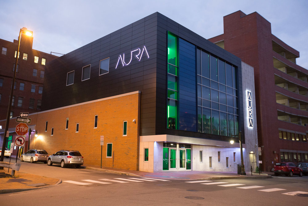 Aura - 121 Center Street, Portland, Maine