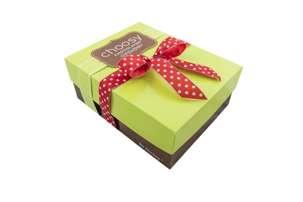 The Choosy Chocolates Valentine's Gift Set