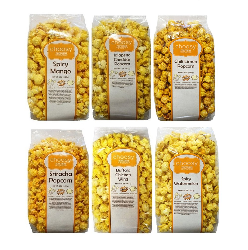 Choosy Popcorns Spicy Popcorn Variety Set OVST.jpg