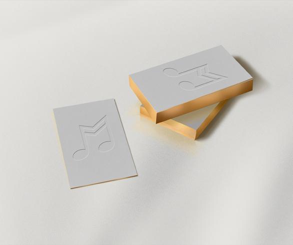 Melody_Gold edge_letterpress Bcard.png