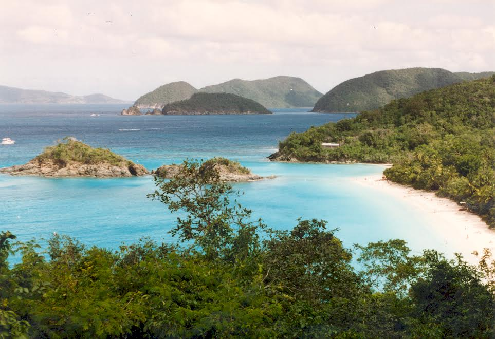 St. John, USVI, taken by P.E.