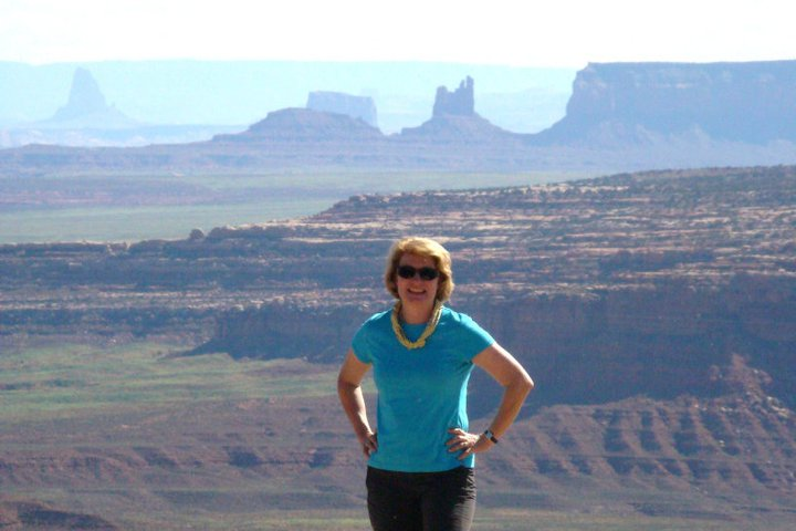 Muley Point Overlook, Valley of the Gods, 2010