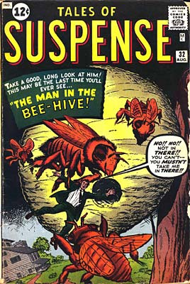 Tales of Suspense #32