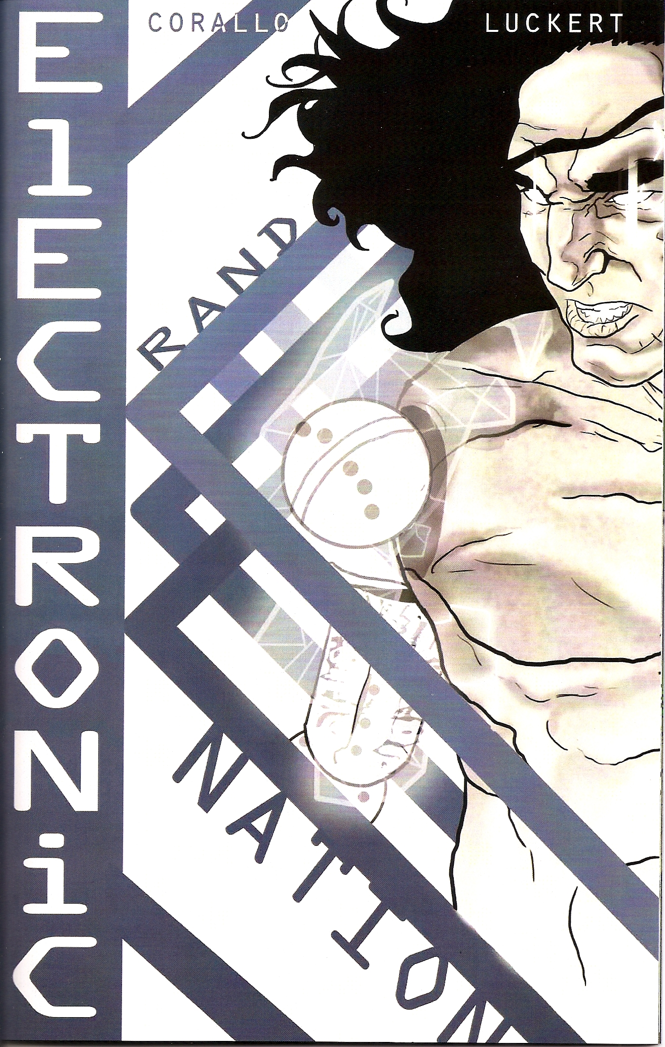 electronic 1 front cover
