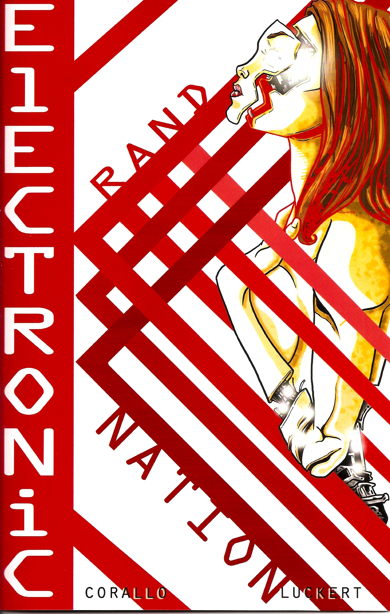 electronic 2 front cover