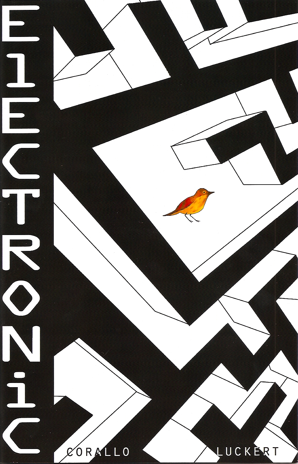 electronic 3 front cover