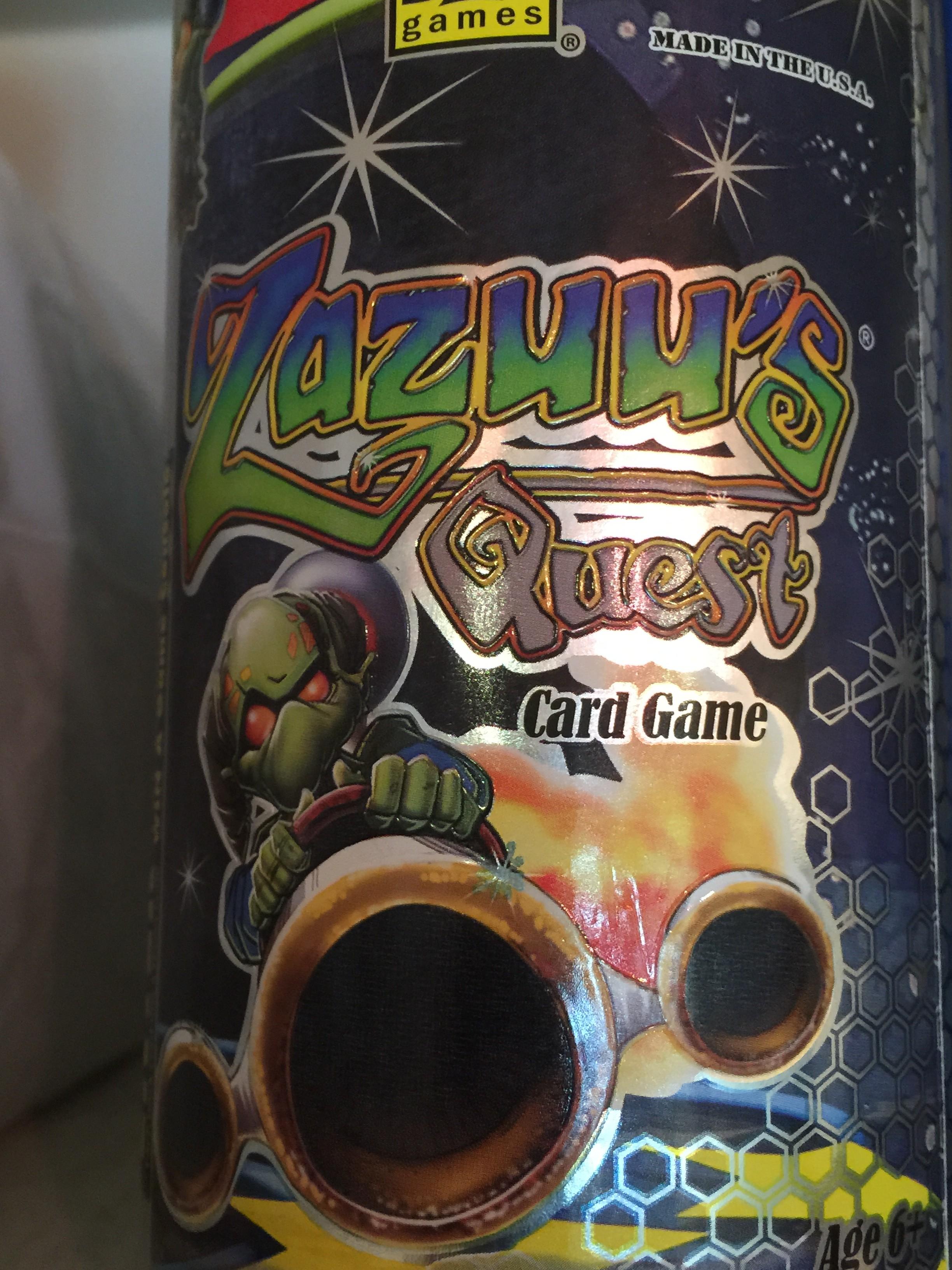 Zazuu's quest