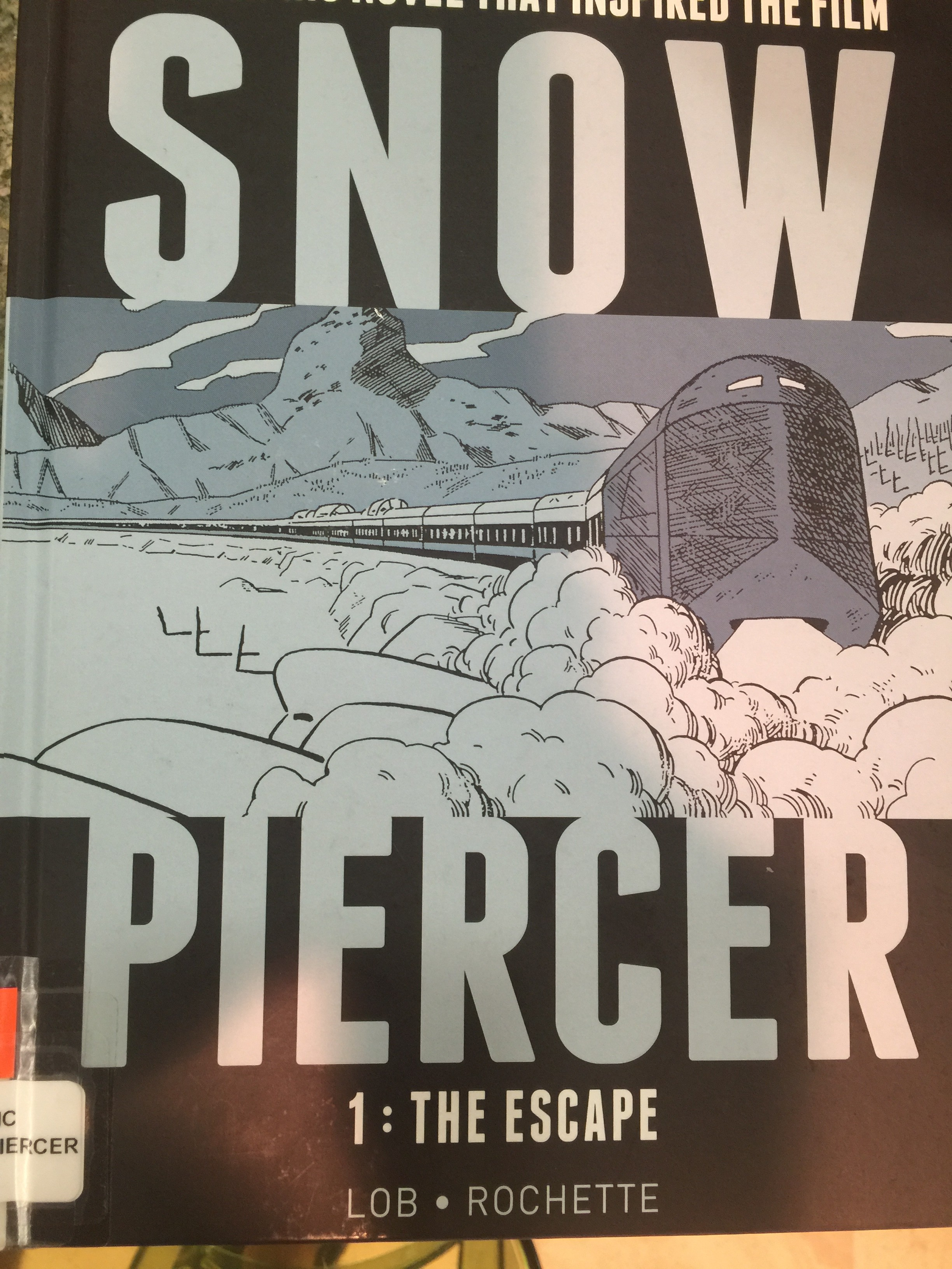 snow piecer