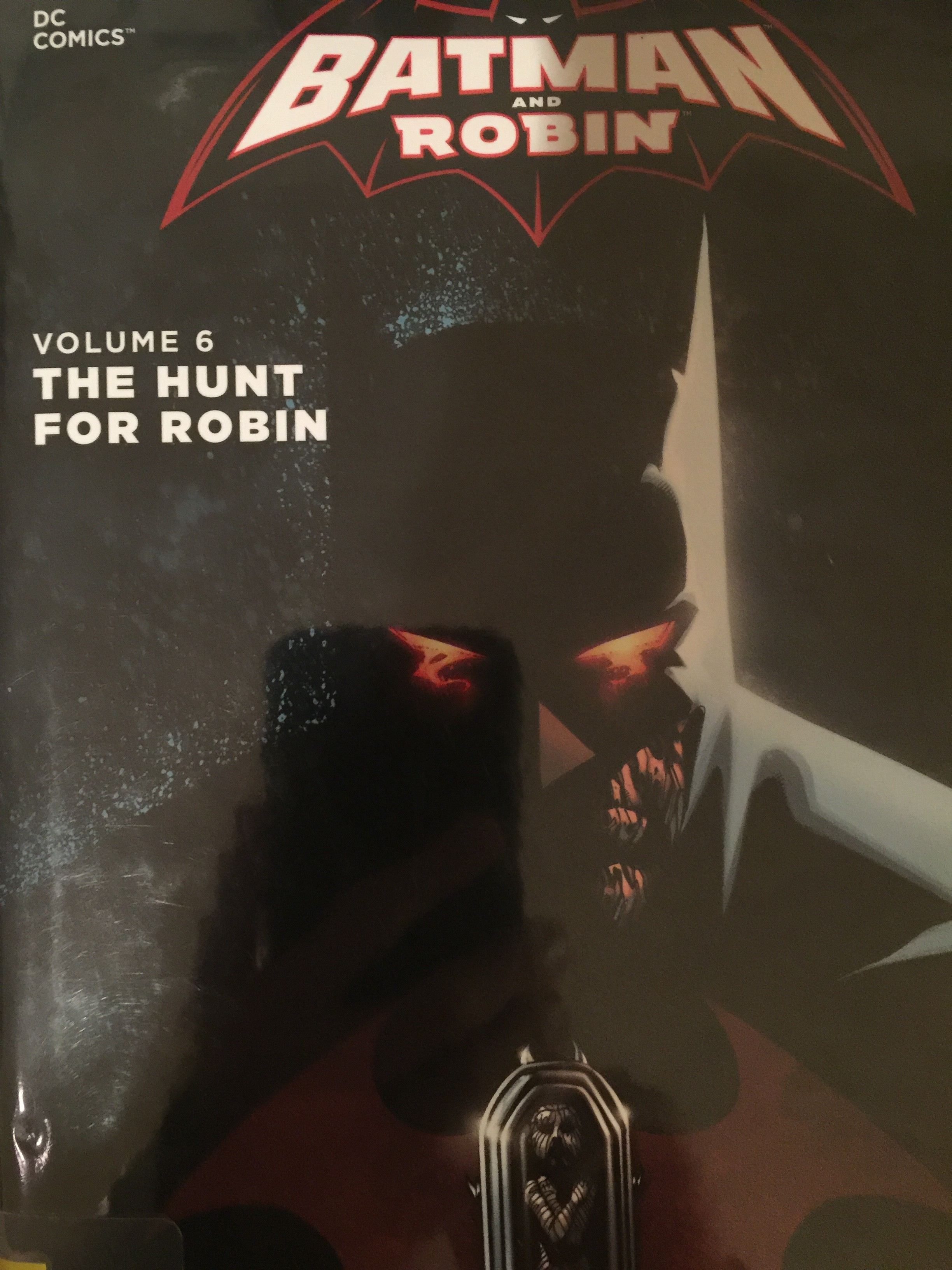 hunt for robin