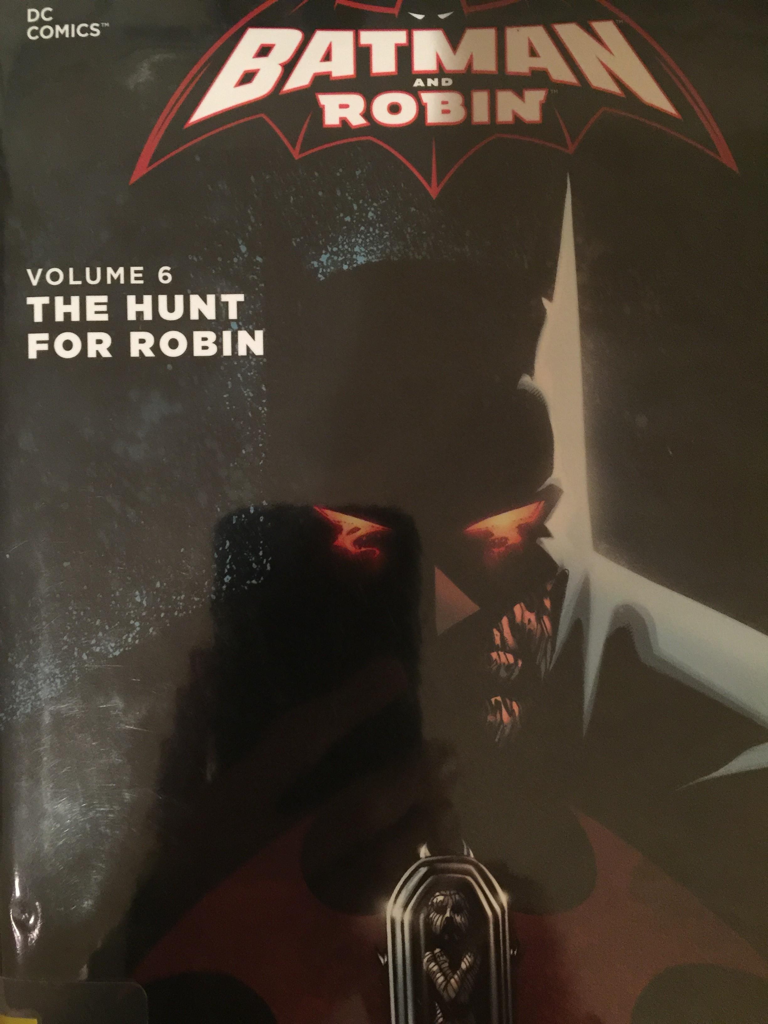 hunt for robin